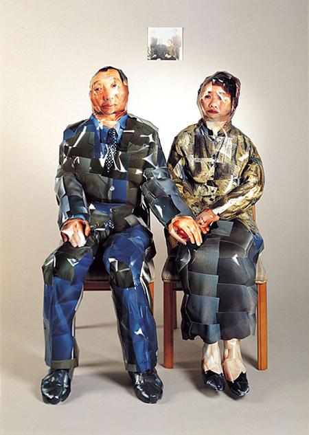 3D Photo Sculptures by Gwon Osang 14
