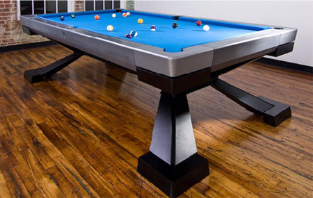 Mars Metal Pool Table
