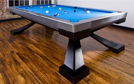 Mars Metal Pool Table