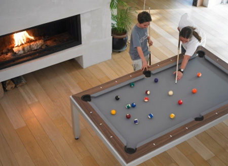 15 Unusual and Creative Pool Tables