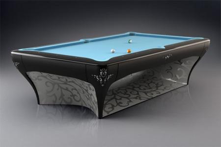 Vincent Facquet Pool Table