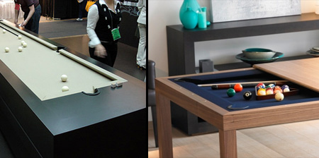 Unusual and Creative Pool Tables