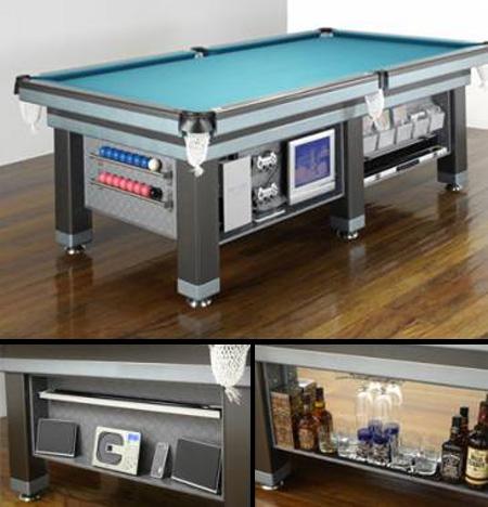 The Executive Pool Table