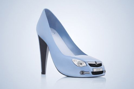 Opel Car Shoes