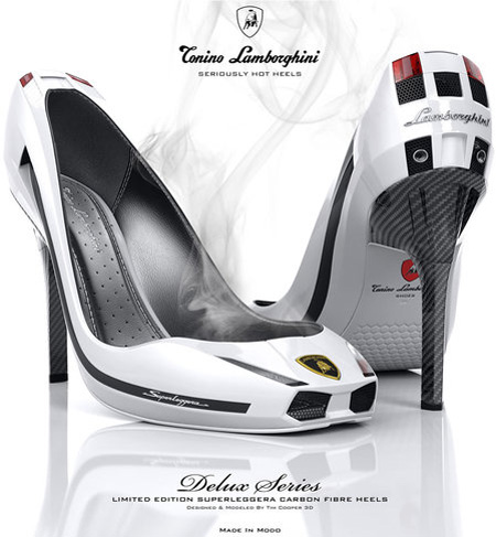 Lamborghini Shoes