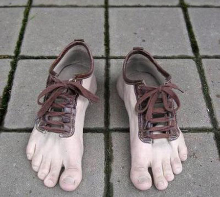 Feet Shoes