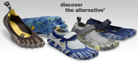 FiveFingers Barefoot Shoes