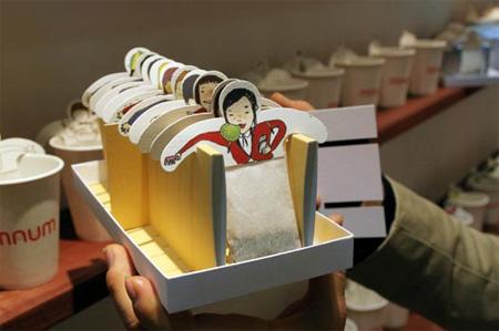 Creative Tea Bags and Packaging by WDARU