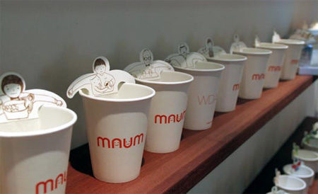 Maum Tea Packaging