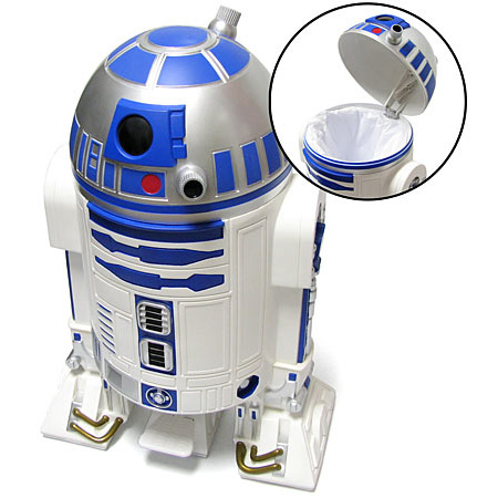 R2-D2 Trash Can