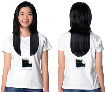 Clever and creative t shirt designs for Hair salon t shirts