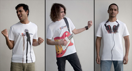 Marshall Music T-Shirts