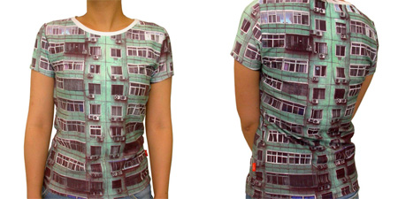 Apartment Building T-Shirt