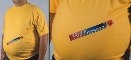 PowerHouse Healthclub T-Shirt