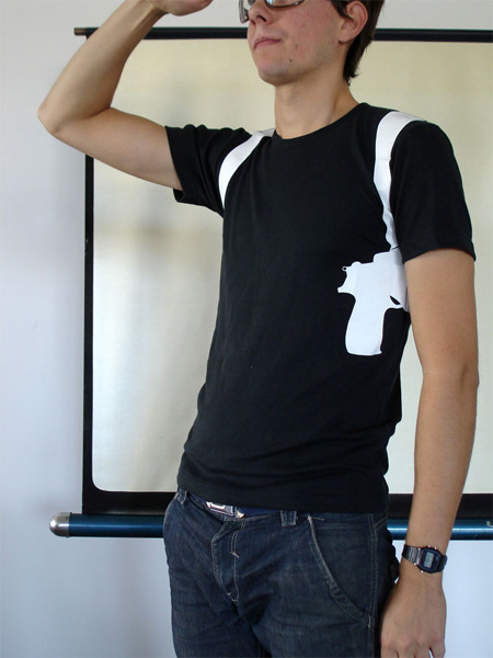 Gun Holster T-Shirt