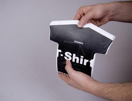 T-Shirt Sketchbook by Burak Kaynak 4