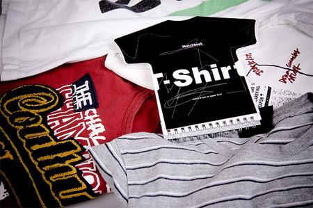 T-Shirt Sketchbook by Burak Kaynak 6