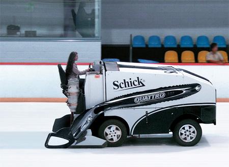 Schick Quattro Ice Resurfacer