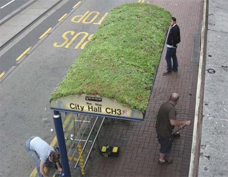 Sheffield Bus Stop