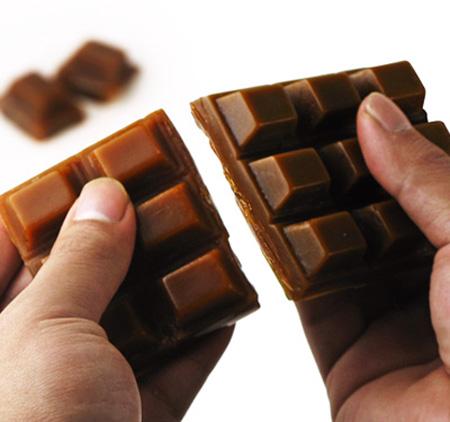Chocolate Refrigerator Magnets 2