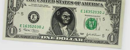 One Dollar Bill Art by Atypyk 15