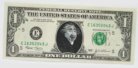 One Dollar Bill Art by Atypyk 18