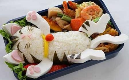 Cat Bento