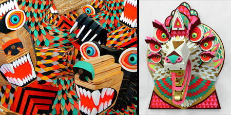 Animal Sculptures by AJ Fosik