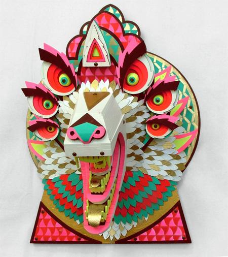 Animal Sculptures by AJ Fosik 7