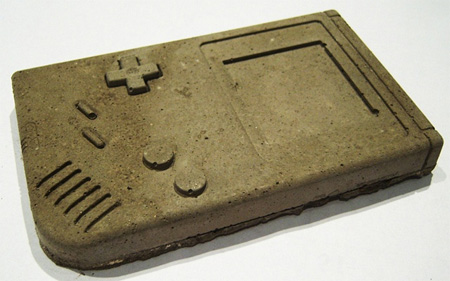 Nintendo Game Boy Fossil