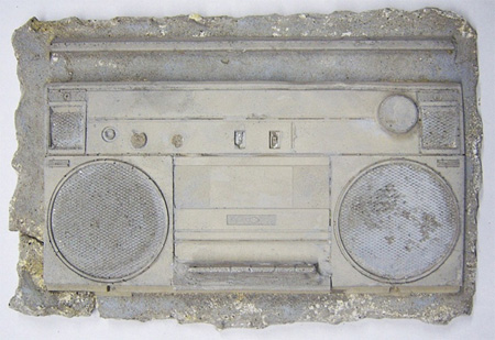 Boombox Fossil