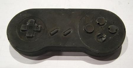Super Nintendo Controller Fossil
