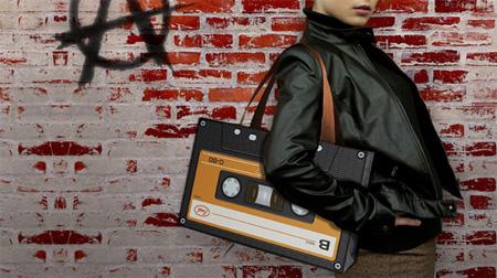 Cassette Tape Handbag