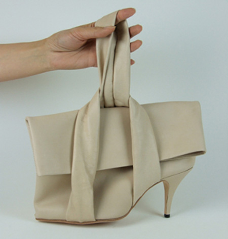Heel Shoe Handbag