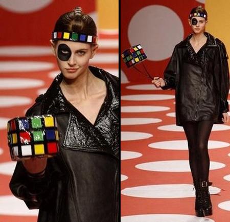 Rubiks Cube Handbag
