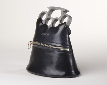 Brass Knuckle Handbag