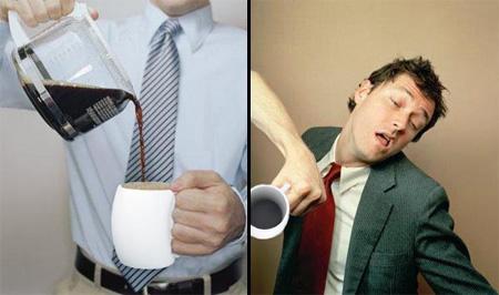 Brass Knuckle Mug