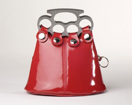 PeaceKeeper Knuckle Handbag
