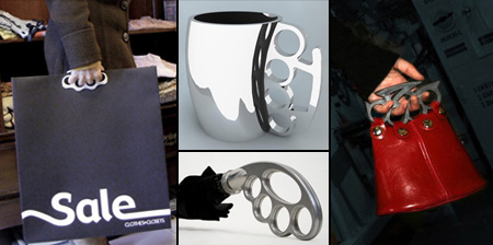 10 Products Inspired by Brass Knuckles