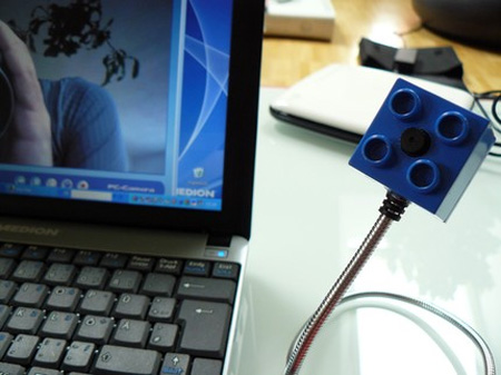 LEGO USB Webcam