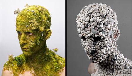 Self-Portraits by Levi van Veluw