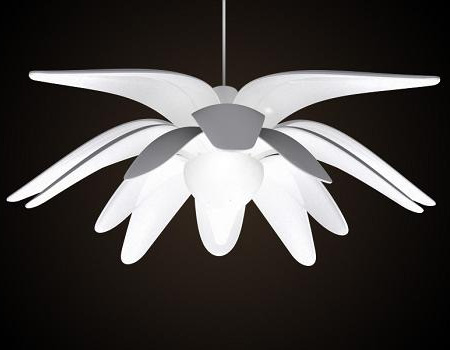 Lull Flower Lamp Concept 3