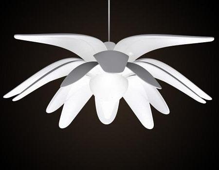 Lull Flower Lamp Concept 3