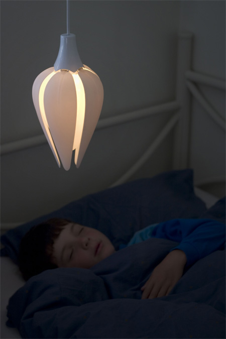 Lull Flower Lamp Concept 4