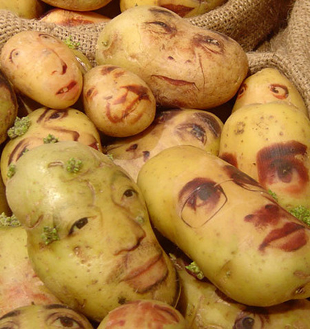 Potato Portraits by Ginou Choueiri 3