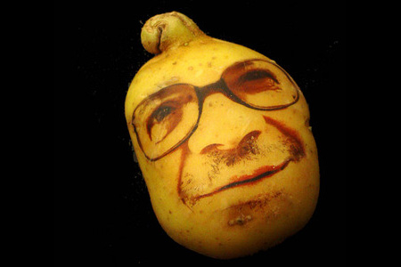 Potato Portraits by Ginou Choueiri 6