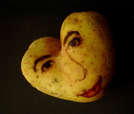 Potato Portraits by Ginou Choueiri 8