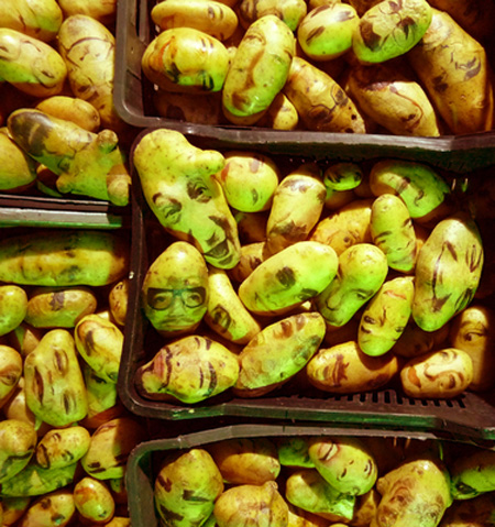 Potato Portraits by Ginou Choueiri 10