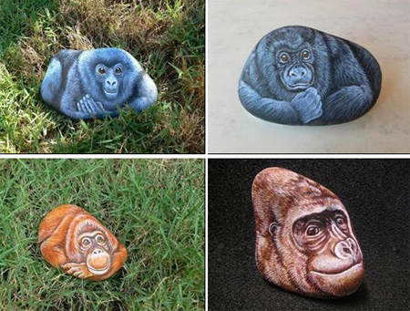 Stone Paintings by Suzi Chua 16