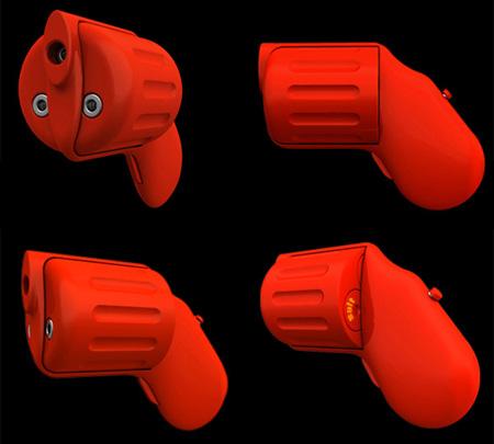 Spice Gun Concept